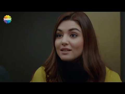 مشهد مراد يقبل حياة في المصعد مشهد رومنسي Youtube