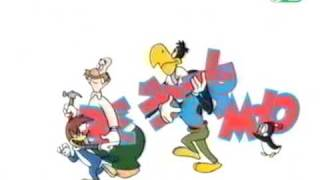 Fakopáncs Frici Kalandjai (The Woody Woodpecker Show)