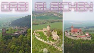 Drei Gleichen (Germany) by Drone