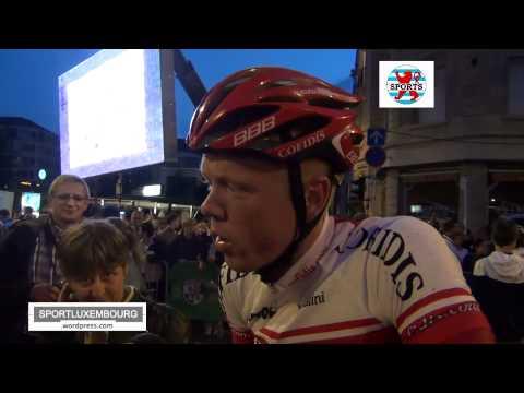 Sport Luxembourg - Romain Zingle