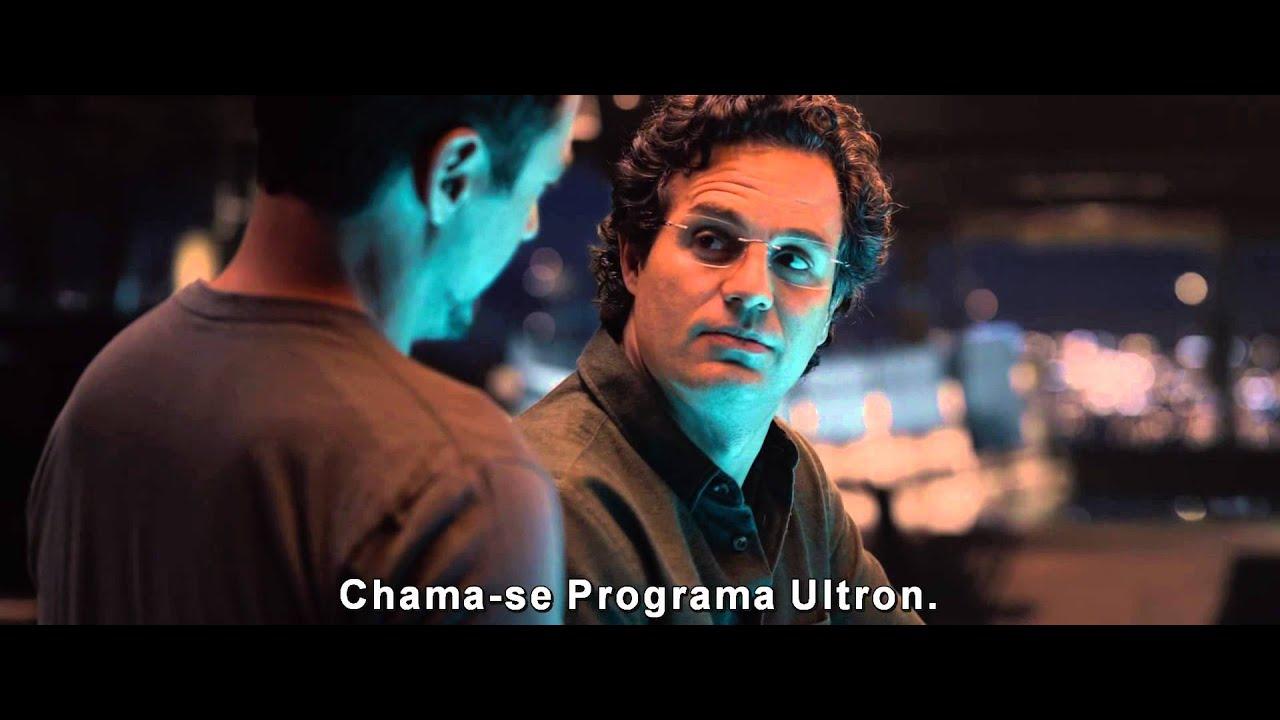Trailer 3 - Oficial - Legendado - Vingadores: Era de Ultron 23 de Abril nos Cinemas