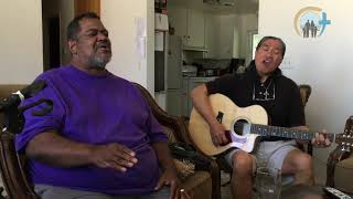 Favorite Praise and Worship songs sung at home with acoustic guitar