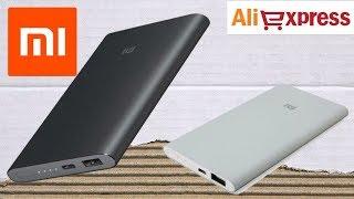 Самый лучший  аккумулятор Xiaomi Mi Power Bank. Заказ с AliExpress.