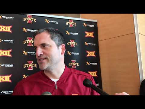 Dave Sprau - VIDEO: ISU Men's Basketball Coach Steve Prohm