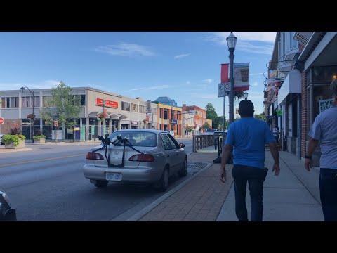 Simcoe Ontario Canada Walking Tour