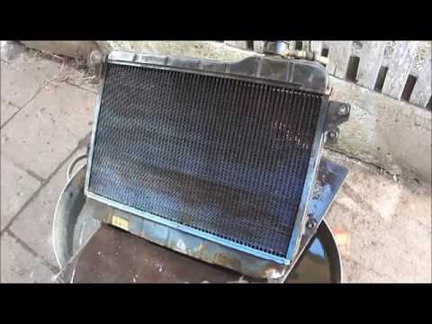 ВАЗ - ремонт радиатора