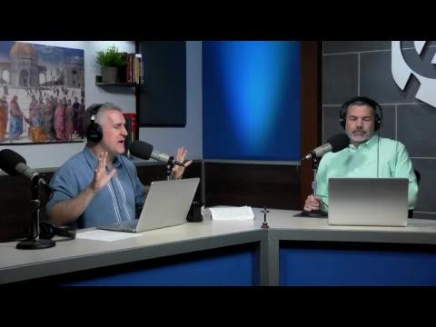 Fr. Paul Keller, O.P. & Tim Staples: Open Forum - Catholic Answers Live - 04/17/18
