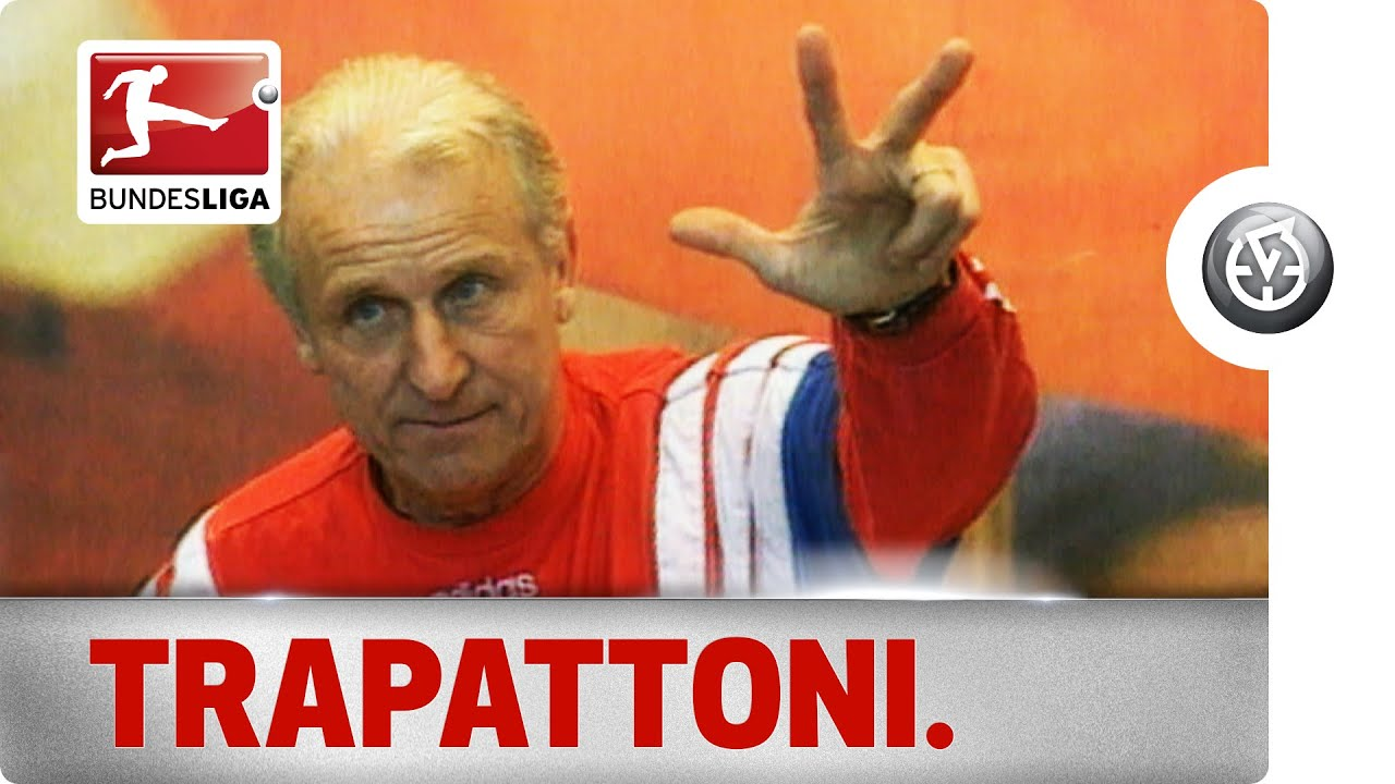 Legendary: Press Conference with Giovanni Trapattoni