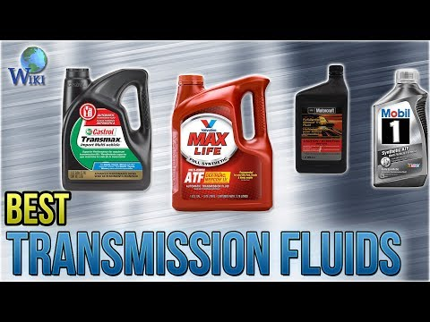10 Best Transmission Fluids 2018 - YouTube
