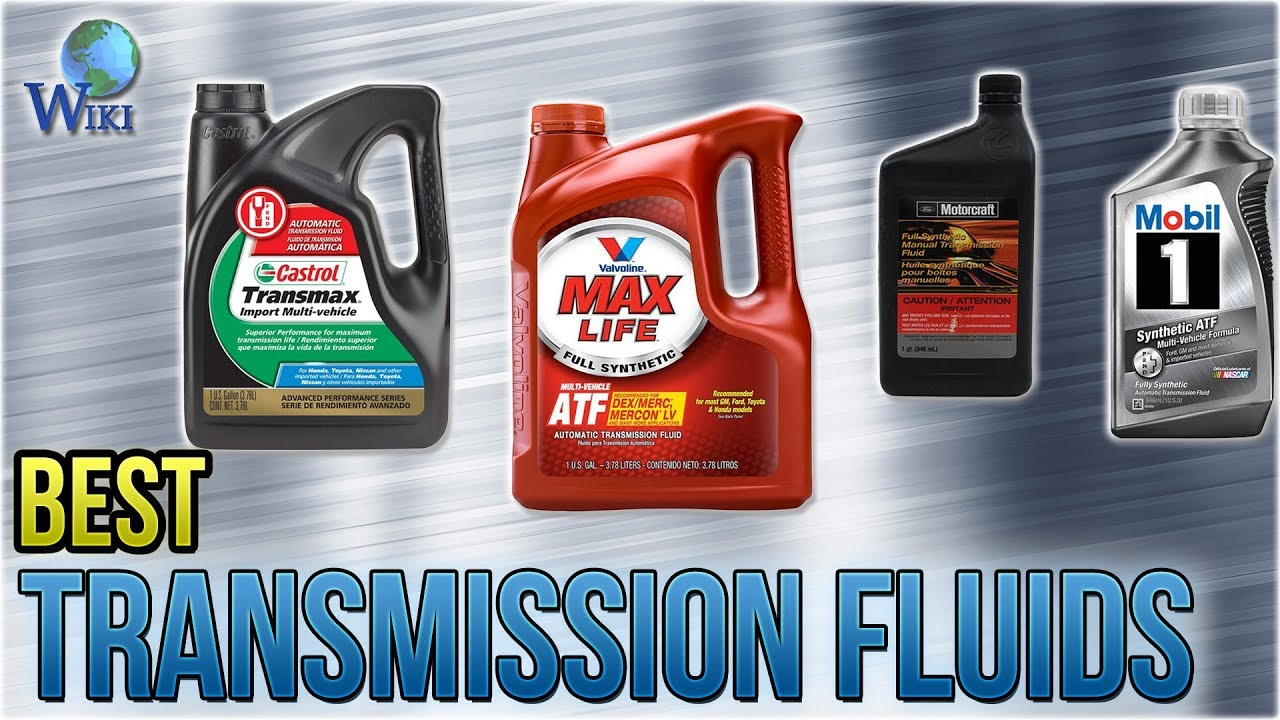 Top 10 Transmission Fluids of 2019 | Video Review