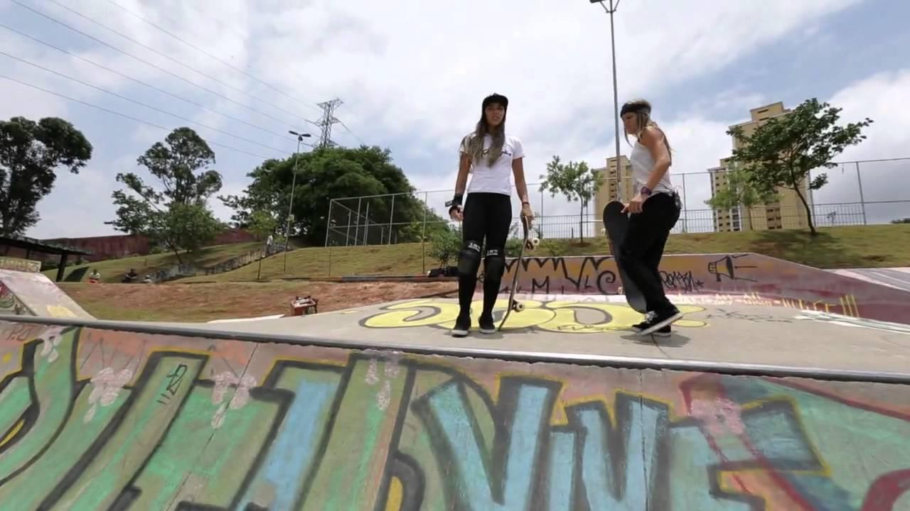 f59fedc4fc TNT Challenge SKATE - Leticia Bufoni Episode 5 - YouTube