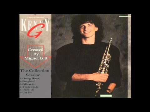 Kenny G-The Collection Session (By Miguel G.R)