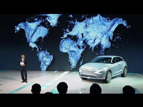 Hyundai Press Conference at the Geneva Motor Show 2017
