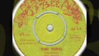 Gene Rondo - Rebel Woman + Version
