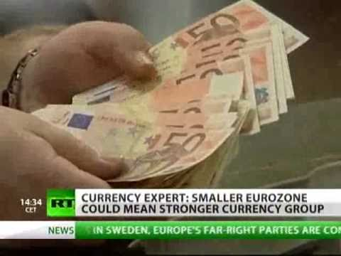 'Euro is nonsense, Greek bailout illegal'
