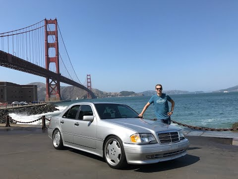 I Bought a Rare Mercedes-AMG You've Probably Forgotten About