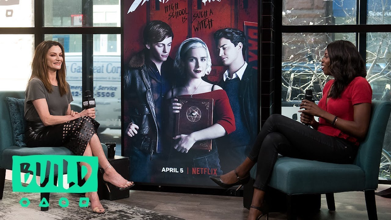 Michelle Gomez On Part 2 Of Netflix's