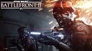 Star Wars Battlefront 2 Gameplay - Epic Cards For Finn