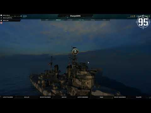 [95th] [WoWS-EU] Thursday shipping forecast - Clan Battles? Randoms otherwise... (231117)