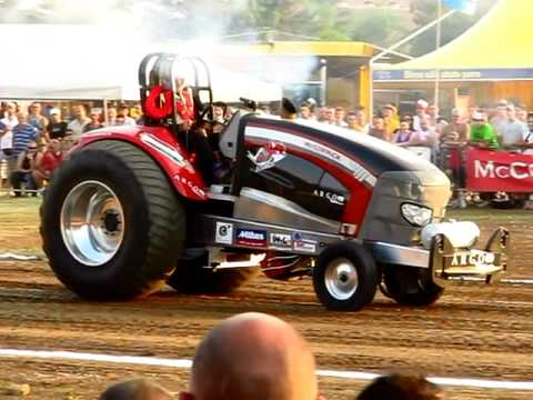 TPI - Tractor Pulling  Thiene 2011