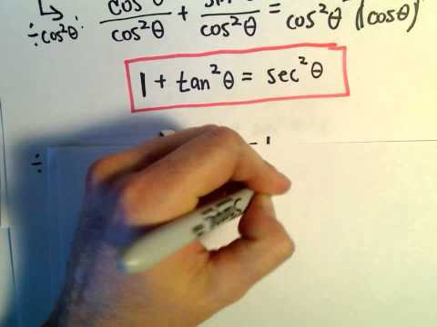 Trigonometric Identities: How to Derive / Remember Them - Part 1 of 3