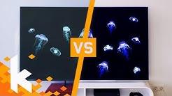 LED vs OLED: Augen auf beim Fernsehkauf!