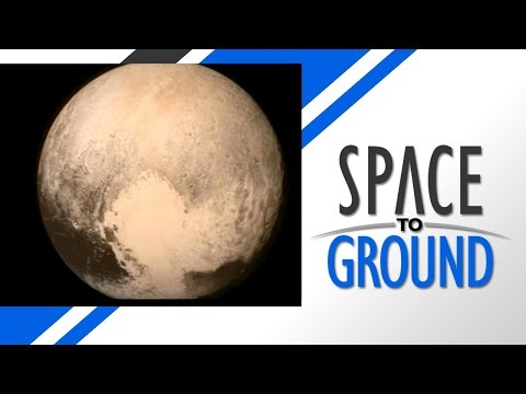 Space to Ground: New Horizons: 7/17/2015