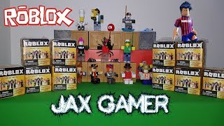 Roblox Figures NEW Celebrity Series 1 Unboxing