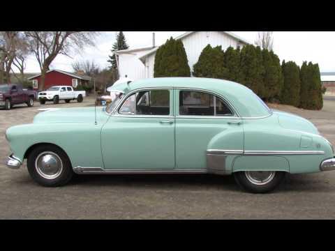 1949 Oldsmobile 88 Deluxe Sedan