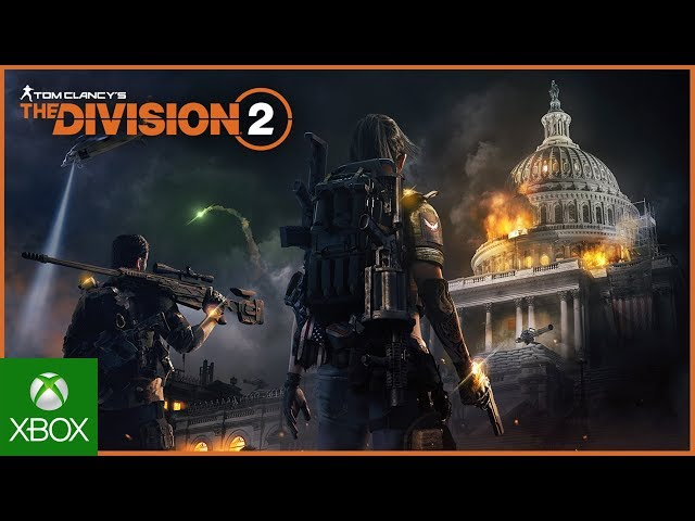 Tom Clancy's The Division 2: Official Launch Trailer | Ubisoft