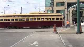 Toronto PCC Streetcar Labour Day Weekend Tour