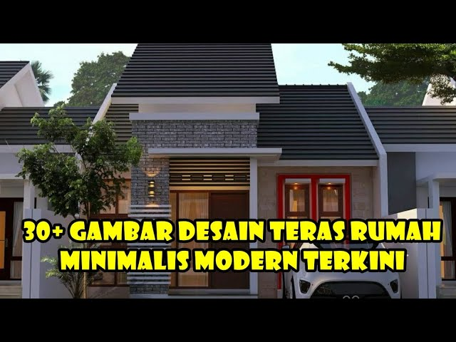 30 Desain Model Teras Rumah Modern Minimalis Ter Populer Masa Kini Tahun 2021 Gambar Update Youtube