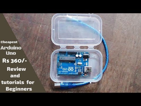 Arduino Uno At Cheap Price Rs 360 In India  What Is Arduino?  arduino Tutorial For Beginners