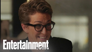 Rachel Maddow Plays 'Would You Rather?' With Former Presidents | Entertainment Weekly
