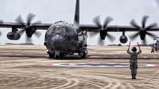 First AC-130J Ghostrider Gunship Arrives At Hurlburt Field