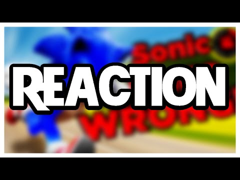 Film Theory: Dear Sonic, You SUCK at Running Reaction