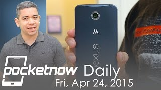 Google Nexus disappoints, Nokia Android phone, Apple Watch & more - Pocketnow Daily