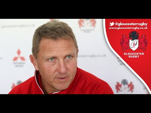 Ackermann taking nothing for granted as Gloucester entertain Irish