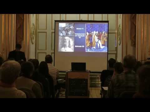 "Dr. David Green - Gold Room Lecture - ""The Hundred Years War"""