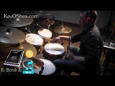 Best Drum Lesson | Hand And Foot Triplets Around The Drum Set