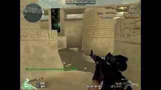 РУКФ Выживание Египет(В) АК47-S тащит