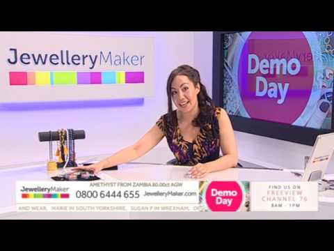 JewelleryMaker LIVE 27/09/16 8AM - 1PM