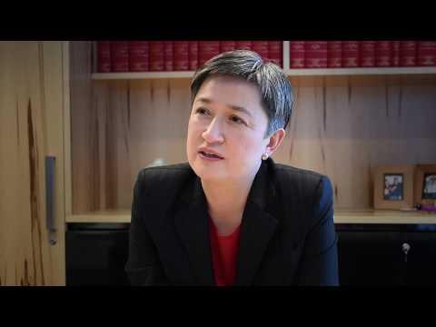 Senator Penny Wong on education