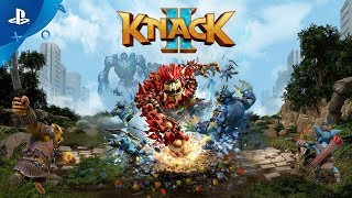 KNACK 2  #1 [PS4] Live Streaming PlayStation 4 ]