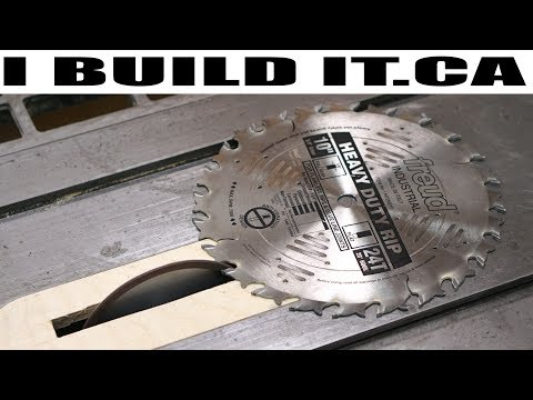 How To Sharpen A Table Saw Blade Faster 5 Easiest Ways