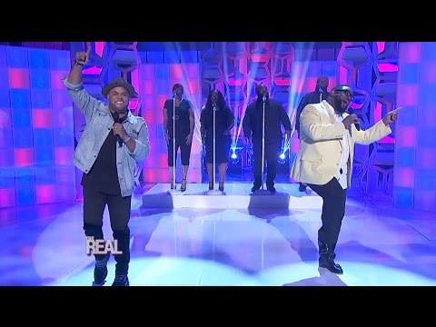 Israel Houghton and Hezekiah Walker Perform 'Better'