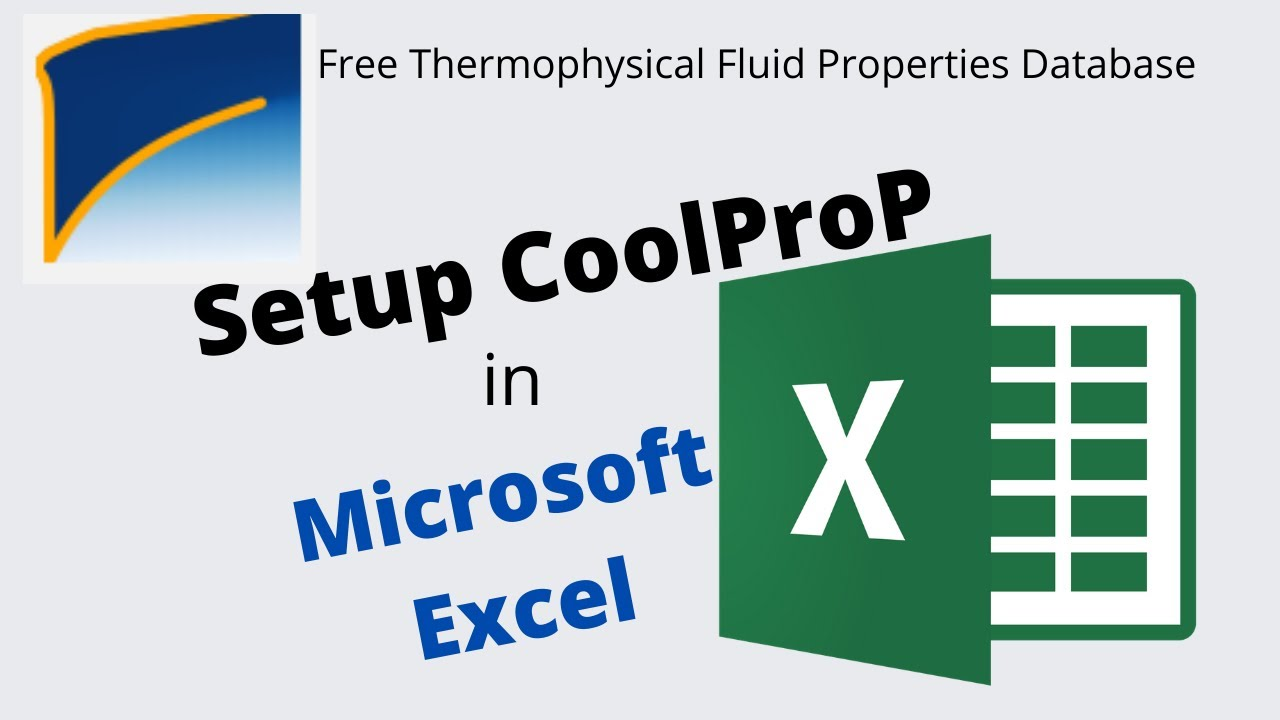 Install coolprop excel for mac free