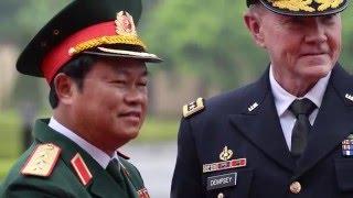 Tân Bộ Trưởng Quốc Phòng Việt Nam