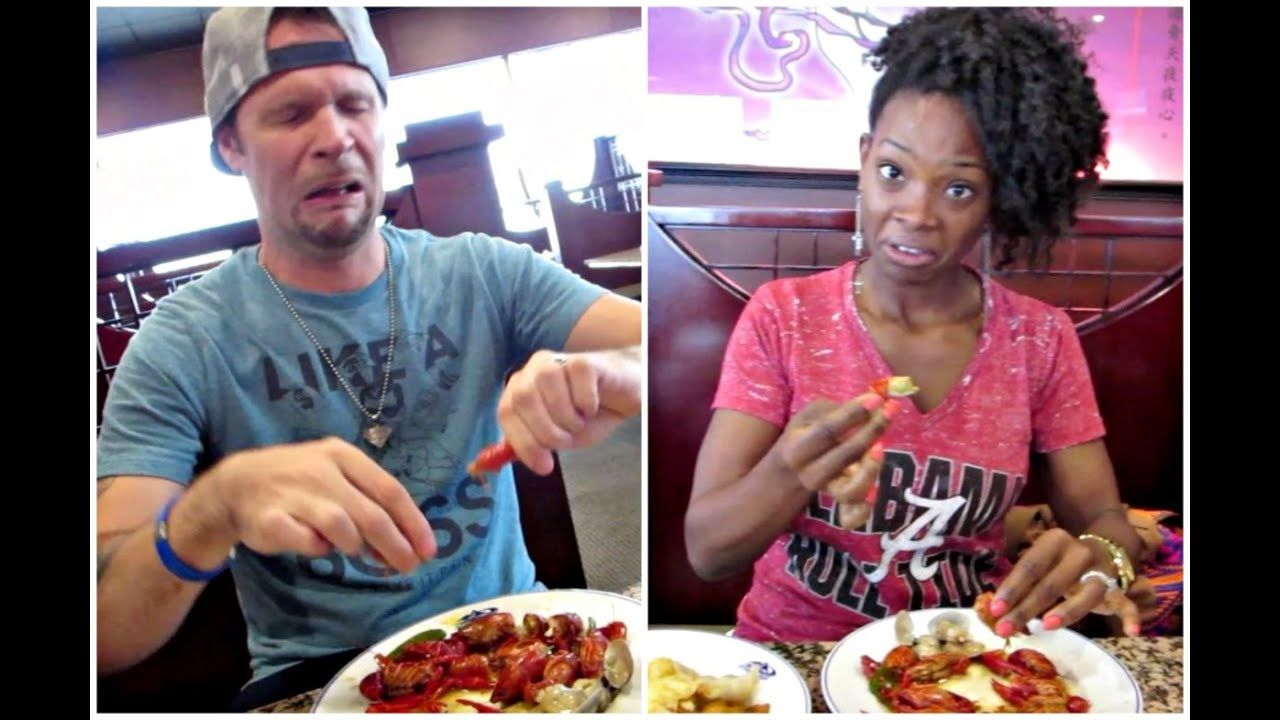 How Not To Eat Crawfish  Gabebabetv
