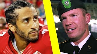 Why Colin Kaepernick Took a Knee (US Army Veteran, Nate Boyer)